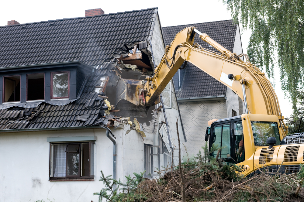 demolition house